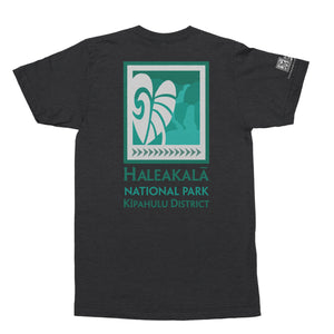 Kīpahulu District of Haleakalā National Park Logo Shirt