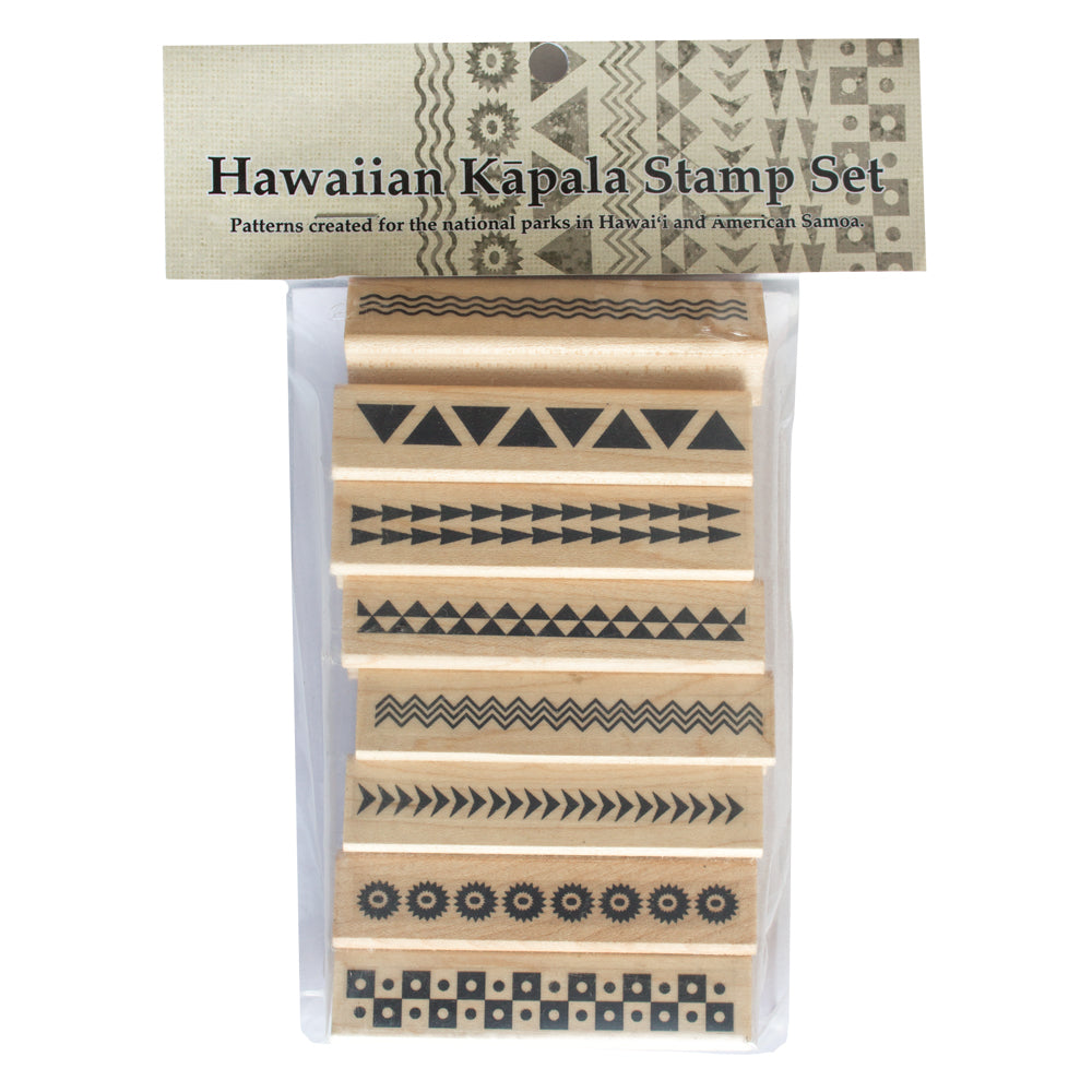 Hawaiian Kāpala Stamps
