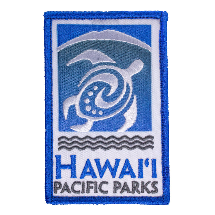 Patch: Hawaiʻi Pacific Parks Association Logo