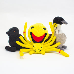 Plush: Hawaiʻi Native Species Finger Puppets