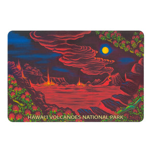 Sticker: Lava Lake
