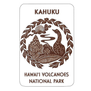Sticker: Kahuku