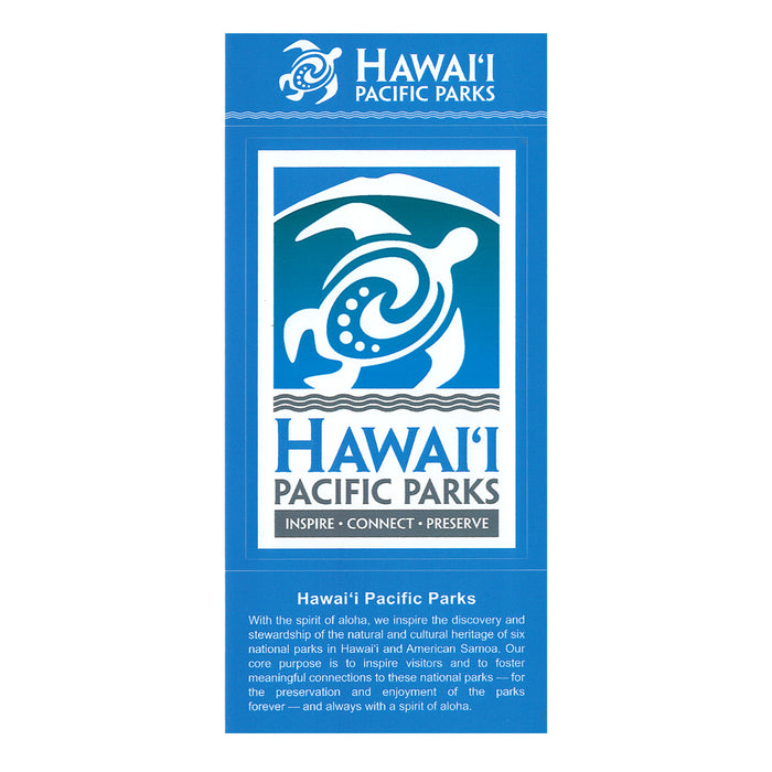Sticker: Hawai'i Pacific Parks Association