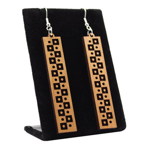 Kapala Earrings: Puʻuhonua o Hōnaunau National Historical Park