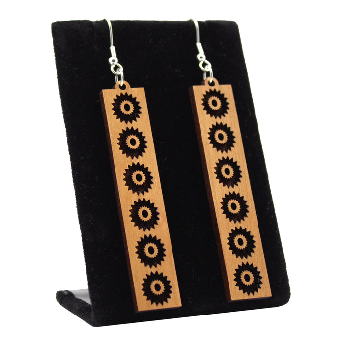 Kapala Earrings: Kaloko - Honokōhau National Historical Park