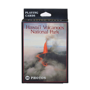 Playing Cards - Hawai'i Volcanoes National Park