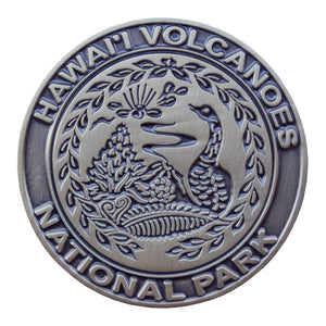 Commemorative Coin: Hawaiʻi Volcanoes National Park