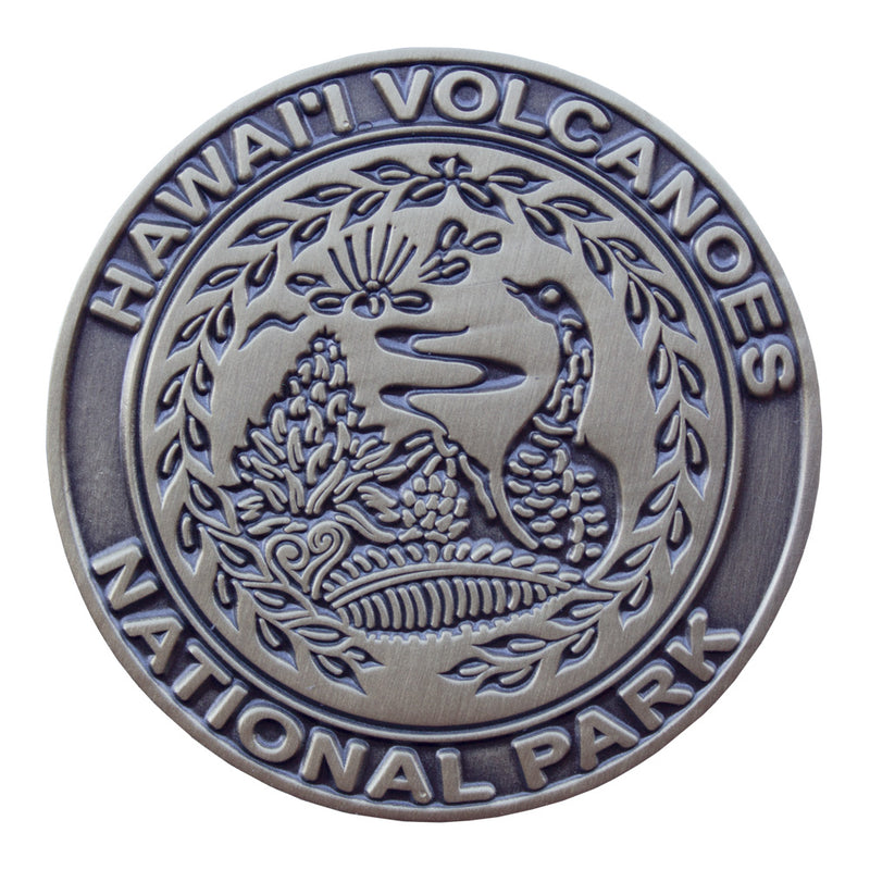 Commemorative Coin - Hawaiʻi Volcanoes National Park