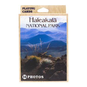 Playing Cards- Haleakalā National Park