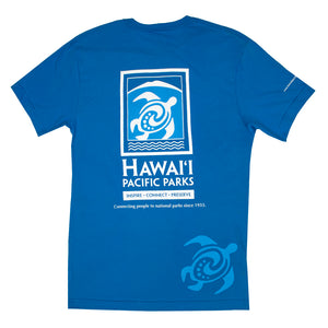 Hawaiʻi Pacific Parks Association Logo Shirt