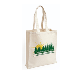 Eco-Friendly Live Green LTB-Creactivity Transport Bag