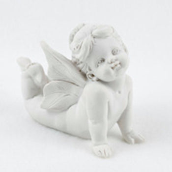 Lovely Winged Baby Specialty Silicon Soap & Candle Mold