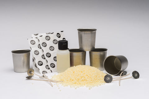 Image of LTB Live Green Total Candle Making Kit