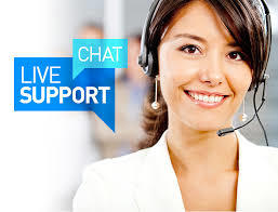 Image of Live Support Available