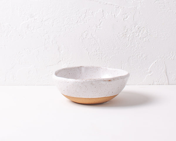 Speckled Ice Cream Bowl