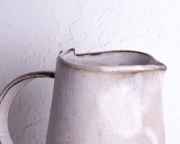 Tall Dark Pourover Pitcher