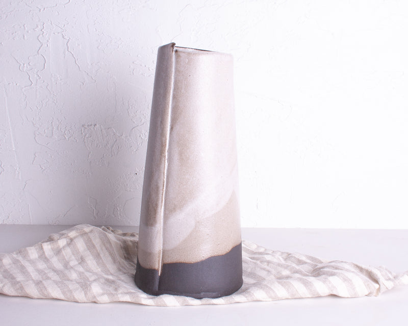 Pour Over Taper Vase