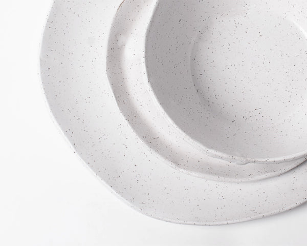 Speckled Dinnerware Set