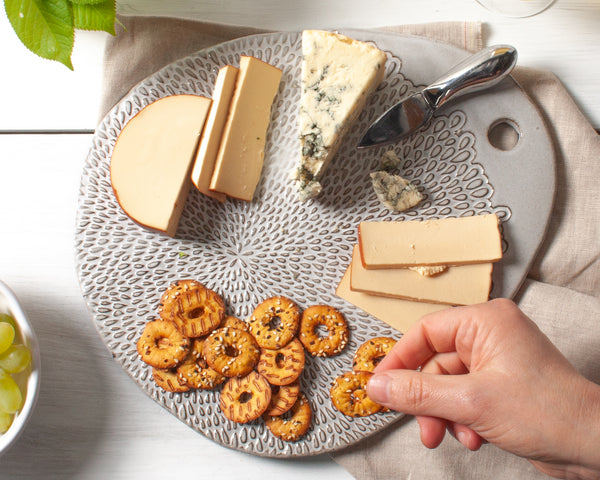 Petal Cheese Board