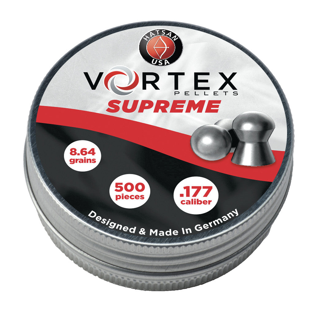 Vortex .177 Caliber Supreme Pellets