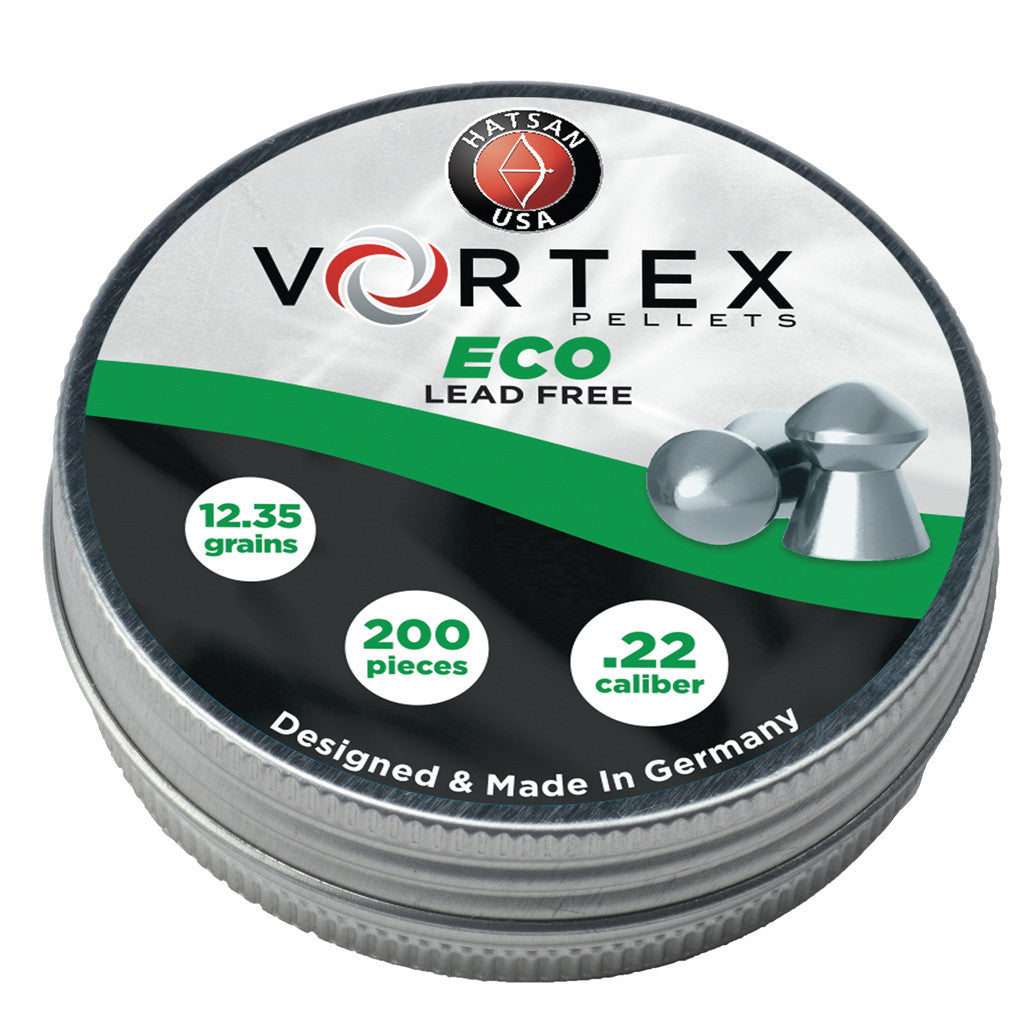 Vortex .22 Caliber Lead Free Pellets