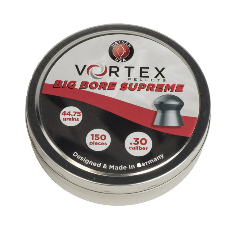 Vortex .30 Caliber Big Bore Supreme Pellets