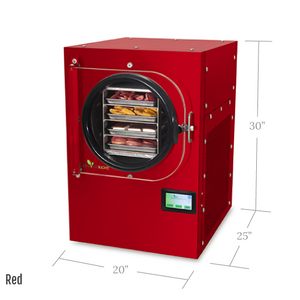 Harvest Right Standard Freeze Dryer Red