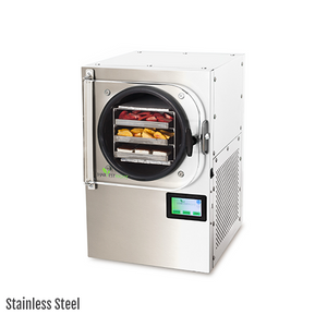 Harvest Right Small Freeze Dryer Stainless Steel