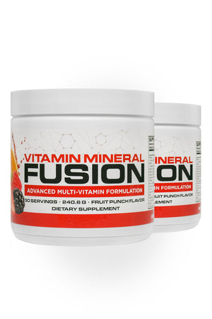 Vitamin Mineral Fusion: 2 Pack