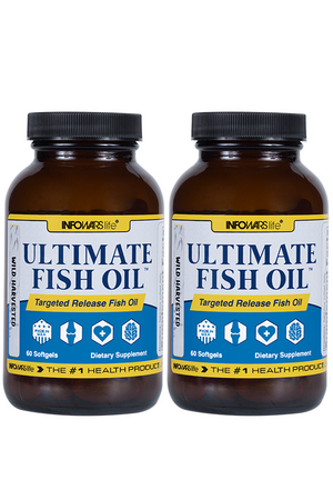 Ultimate Fish Oil 2-Pack
