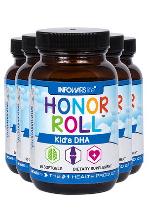 Honor Roll 5-Pack