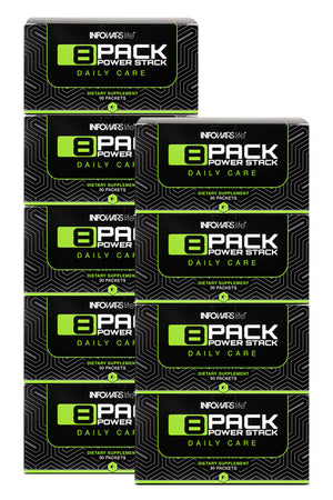 8 Pack Power Stack 150-Day Supply