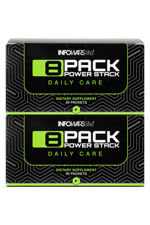 8 Pack Power Stack 30-Day Supply