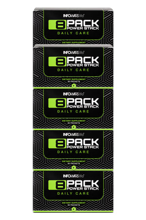 8 Pack Power Stack 75-Day Supply