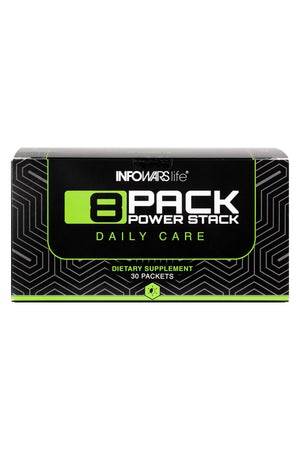 8 Pack Power Stack