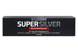 SuperSilver Wound Dressing Gel 2 Pack