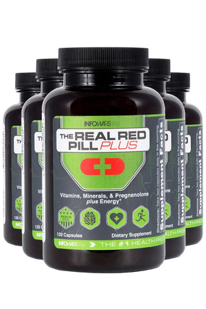 The Real Red Pill Plus 5 Pack