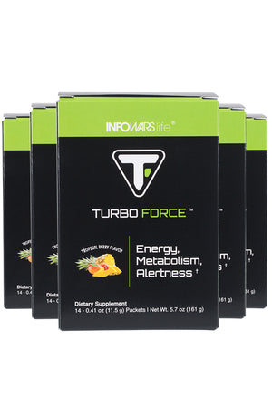 Turbo Force 5-Pack