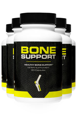 Bottle of Bone Support For 5-Pack