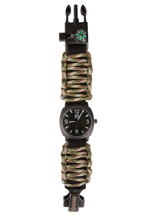 Survival Watch V3 Military Grade Paracord Full 2