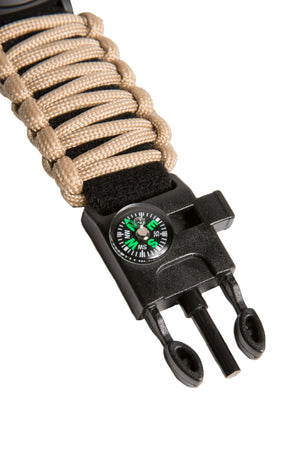 Survival Watch V3 Military Grade Paracord Buckle 1