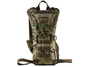 Citizen Armor Geigerig Rigger 5 Compact Water System Backpack Camo