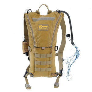 Citizen Armor Geigerig Rigger 5 Compact Water System Backpack Tan