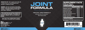 Label of Bottle of Joint Formula for 2 pack