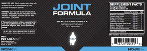 Label of Bottle of Joint Formula
