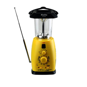KA249W Radio Lantern Yellow