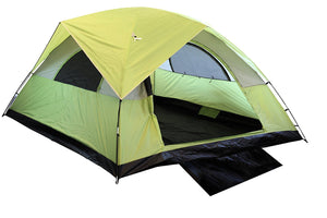Ledge Sports Ridge 8-Person Tent - Green 1