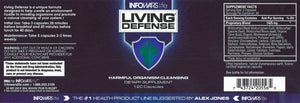 Living Defense Label