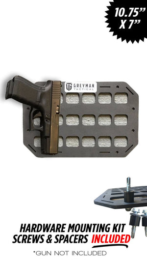 Rigid Insert Panel MOLLE (RIP-M) by Greyman Tactical