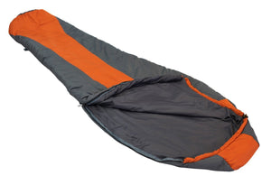 Ledge Sports Scorpion +45° Mummy Sleeping Bag Back
